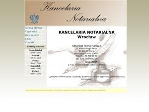 http://www.notariusz-rejent.wroclaw.pl